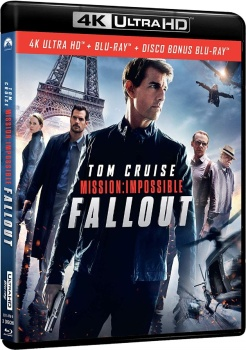 Mission: Impossible - Fallout (2018) Full Blu-Ray 4K 2160p UHD HDR 10Bits HEVC ITA DD 5.1 ENG Atmos/TrueHD 7.1
