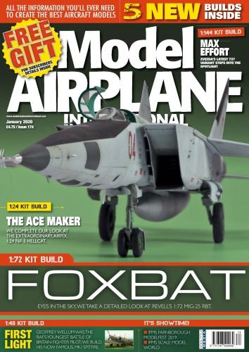 Model Airplane International - January (2020)