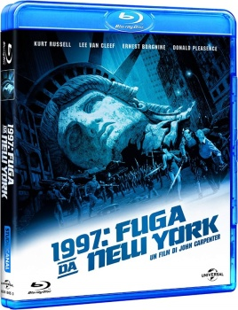 1997: Fuga da New York (1981) Full Blu-Ray 23Gb AVC ITA DTS 2.0 ENG DTS-HD MA 5.1 MULTI