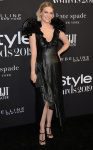 January Jones - 5th Annual InStyle Awards in LA 10/21/19