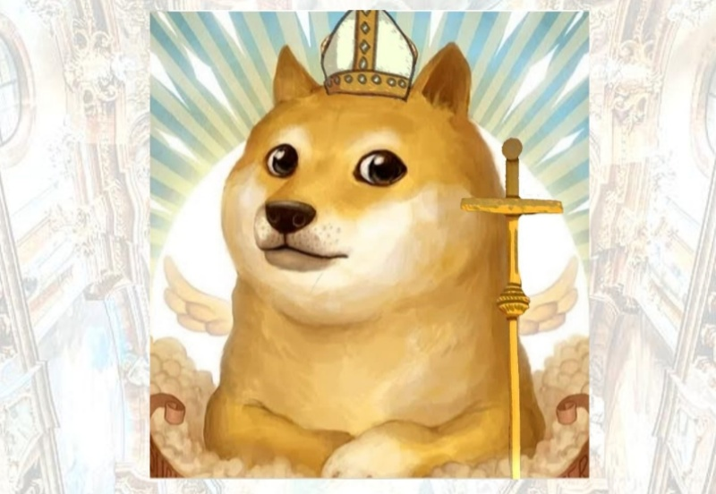 Enter our Holy Land with HolyDoge