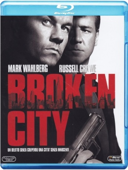Broken City (2013) Full Blu-Ray 39Gb AVC ITA DTS 5.1 ENG DTS-HD MA 5.1 MULTI