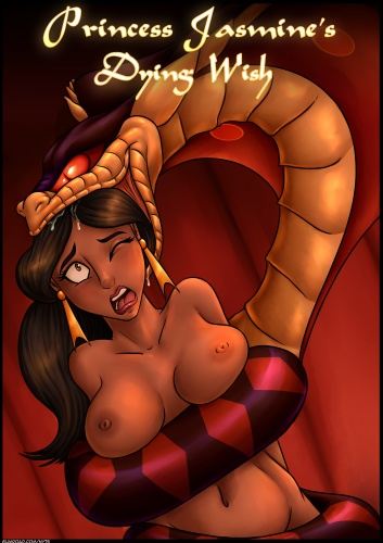 Princess Jasmine`s Dying Wish (Vore, comic)