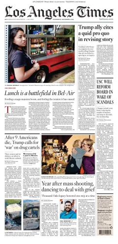 Los Angeles Times - 06 11 (2019)