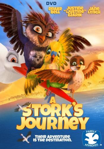 A Stork's Journey (2017) x264 720p BluRay {Dual Audio} Hindi DD 2 0 + English 2 0 ...