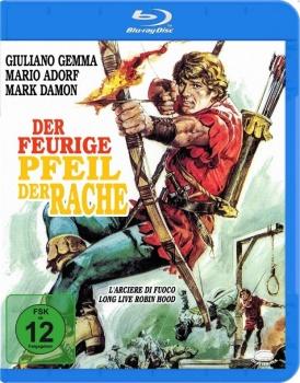 L'arciere di fuoco (1971) Full Blu-Ray 23Gb AVC ITA GER DTS-HD MA 2.0 ENG DTS 2.0