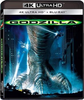 Godzilla (1998) Full Blu-Ray 4K 2160p UHD HDR 10Bits HEVC ITA DTS-HD MA 5.1 ENG Atmos/TrueHD 7.1 MULTI