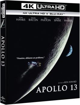 Apollo 13 (1995) Full Blu-Ray 4K 2160p UHD HDR 10Bits HEVC ITA DTS 5.1 ENG DTS-HD MA 7.1 MULTI