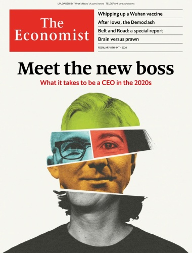 The Economist UK - 08 02 (2020)