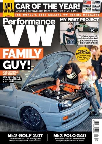 Performance VW - January (2020)