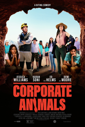 Corporate Animals 2019 720p BRRip XviD AC3 XVID
