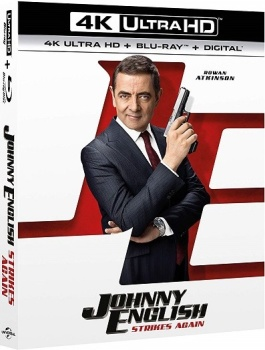 Johnny English colpisce ancora (2018) Full Blu-Ray 4K 2160p UHD HDR 10Bits HEVC ITA DTS 5.1 ENG DTS:X/DTS-HD MA 7.1 MULTI