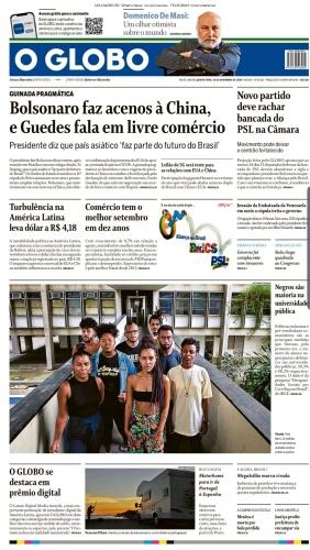 O Globo - 14 11 (2019)
