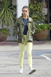 Mila Kunis - Out in Los Angeles 03/24/2019