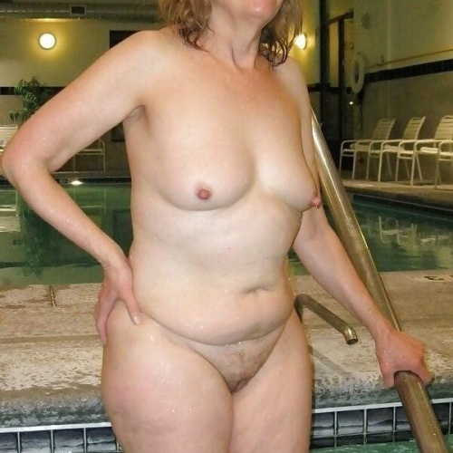 Older naked hairy women