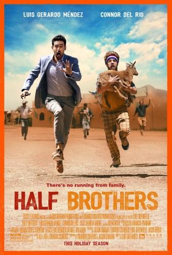 Half Brothers 2020 1080p WEB-DL H264 DD5 1-EVO