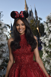 Ciara - Disney Parks Magical Christmas Celebration 2017