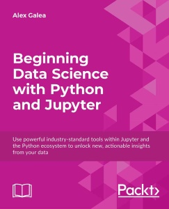 Beginning Data Science with Python