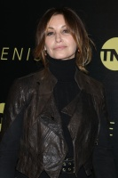 Gina Gershon -            ''The Alienist'' Premiere New York City January 16th 2018.