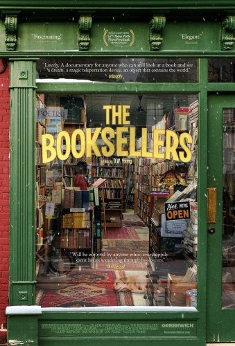 The Booksellers 2019 1080p WEBRip AAC2 0 x264-NOGRP