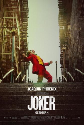Joker (2019) 2160p 4K BluRay HDR 5 1 YIFY