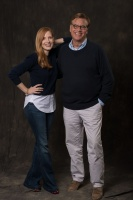Jessica Chastain and Aaron Sorkin - USA Today photoshoot 12/20/17