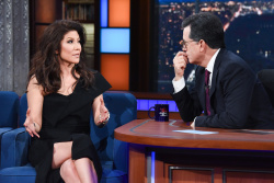 Julie Chen - The Late Show with Stephen Colbert: January 29th 2018