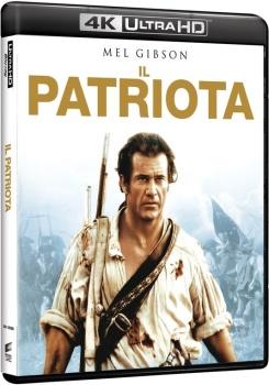 Il Patriota (2000) [Theatrical] .mkv UHD VU 2160p HEVC HDR TrueHD 7.1 ENG AC3 5.1 ITA ENG