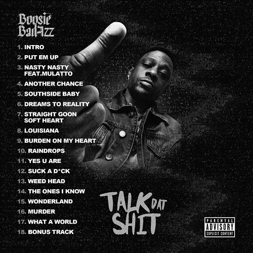 Boosie Badazz   Talk Dat Shit (2019)