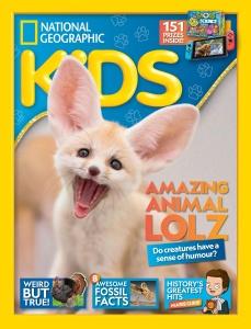 National Geographic Kids UK  December (2019)