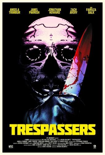 Trespassers (2018) BluRay 720p YIFY