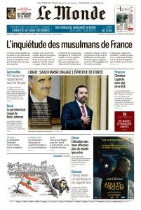Le Monde - 31 10 (2019)