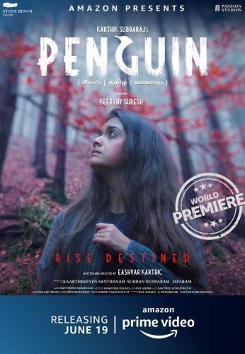 Penguin (2020) Telugu (Org Vers) 1080p WEB-DL AVC DD5 1 ESub-BWT Exclusive