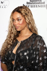 Tyra Banks -              Sports Illustrated Swimsuit 2019 Issue Launch Miami May 10th 2019.
