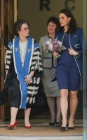 Kate Middleton  -           College of Obstetricians & Gynaecologists London February 27th 2018.