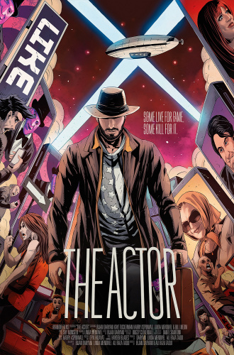 The Actor 2018 1080p WEBRip x264 RARBG