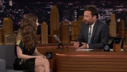 Lily Collins - The Tonight Show starring Jimmy Fallon - 2019-04-10