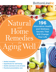 Natural and Home Remedies for Aging Well