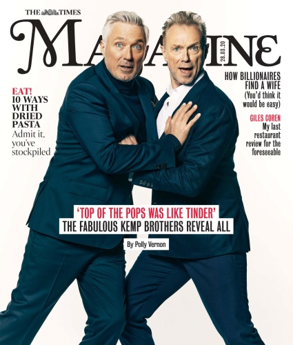 The Times Magazine - 28 March (2020)