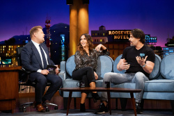 Jennifer Love Hewitt - The Late Late Show with James Corden: September 11th 2018