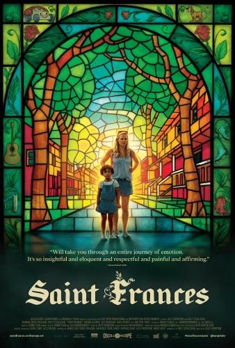 Saint Frances (2019) [720p] [WEBRip] [YTS]
