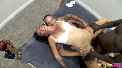 Kaleesi Kage First Double Vaginal Penatration (MyFirstTimeSluts 2019/07 1080p)
