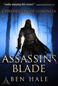 Assassin's Blade - Ben Hale