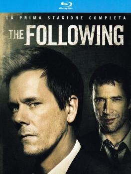 The Following - Stagione 1 (2013) [3-Blu-Ray] Full Blu-Ray 110Gb AVC ITA DD 2.0 ENG DTS-HD MA 5.1 MULTI