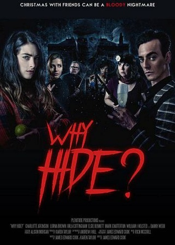 Why Hide (2018) 720p WEBRip x264 ESubs [Dual Audio][Hindi+English] -=!Dr STAR!=-