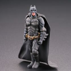 Batman : Batmobile Tumbler in Gotham City figure - Legacy of Revoltech (Revoltech) 4OxeMfWG_t