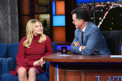 Chloe Grace Moretz - The Late Show with Stephen Colbert: August 2nd 2018