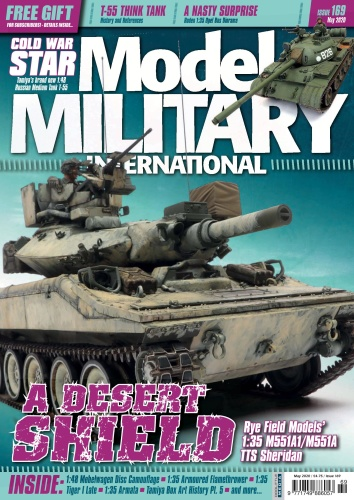 Model Military International - Issue 169 - May (2020)