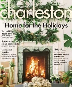 Charleston Magazine  December (2019)