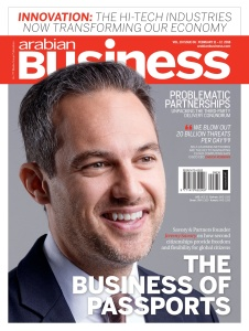 Arabian Business  February 11 (2018)